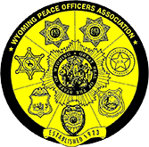 Wyoming Peace Officers Association logo