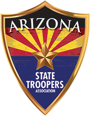 Arizona State Troopers Association logo