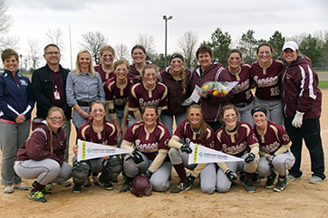 Benson High, Minnesota, girls softball team