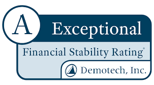 Exceptional Financial Stability Rating