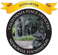 California Peace Officers' Memorial Foundation logo