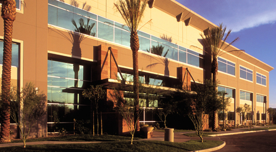 California Caualty's Glendale Office