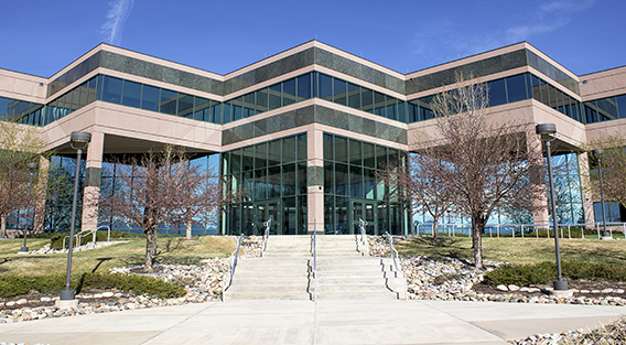 California Caualty's Colorado Springs Office