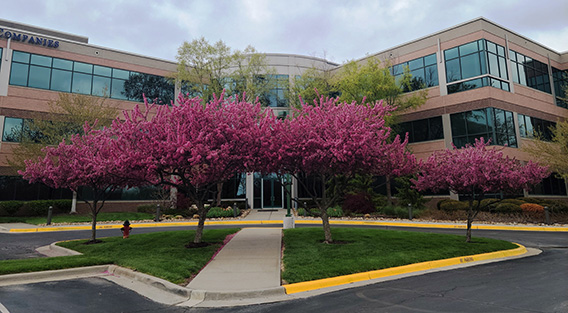 California Caualty's Leawood Office