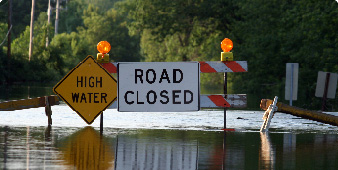 Know how to stay safe during a flash flood
