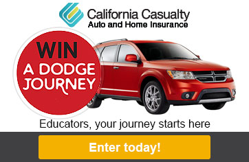 Your journey starts with California Casualty