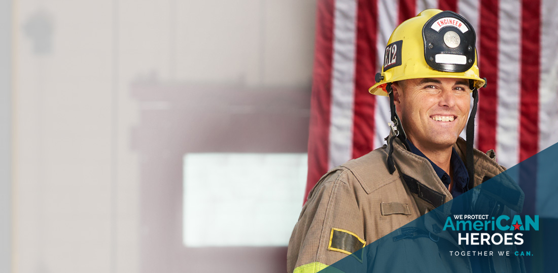 We Protect Firefighters with Insurance