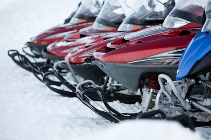 Before you fire up your snowmobile for some cool runnings, get it insured through California Casualty.