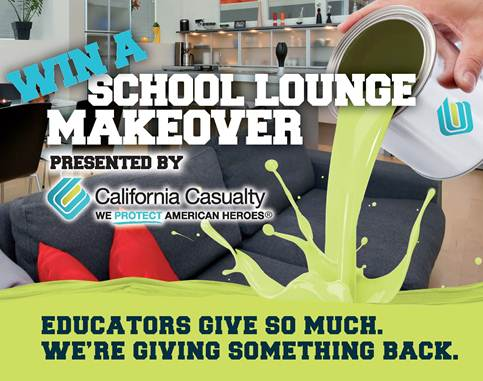 Win a School Lounge Makeover