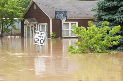 Make sure you update your coverage package of Flood Insurance - California natural hazards can strike at any time.