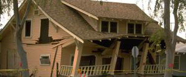 California Casualty's comprehensive residential earthquake policy is a unique insurance product that offers broad protection of your property.